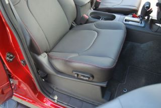 Nissan Pathfinder 2013 2014 S Leather Custom Seat Cover