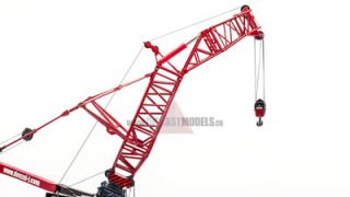 Liebherr LTM11200 9 1 Mobile Crane Denzai in 1 50 Scale by NZG