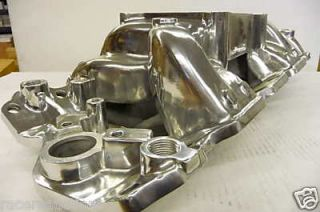 SBF Ford 302 Air Gap Aluminum Dual Plane Intake Manifold