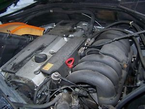 Engine 1999 Mercedes Benz S320 3 2L Motor with 143 727 Miles