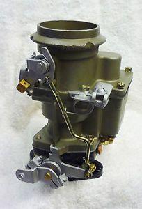 1950 International Carburetor SD 220 Engine Carter YF 735s