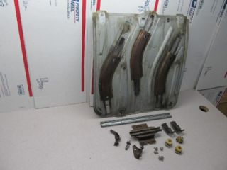 Window Guide Track RR 4 Door 1969 1973 Dodge Chrysler Plymouth 70CI1 3T4