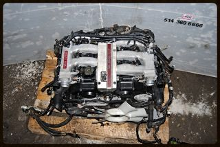 JDM Nissan 300zx VG30DETT Twin Turbo Engine 90 95 Fairlady Z32 VG30DET