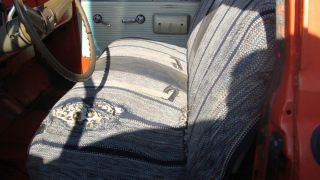 1971 Chevy Truck C10 Bench Seat