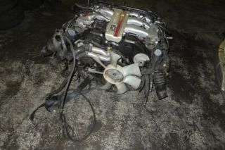 JDM Nissan 300zx VG30DETT Twin Turbo Engine 5SPEED Transmission Z32 VG30 1990 95