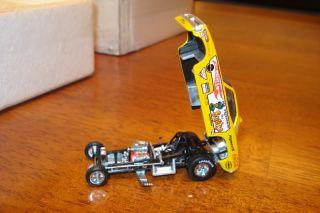 Hot Wheels Funny Car Snake Don Prudhomme Legends Set