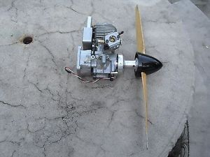 Never Used Radio Control Airplane Engine Giant Scale RC MRE RC Made in The USA