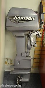 Johnson J8RLSSB 8HP 2000 Outboard Motor Boat Engine Tested Pre Owned