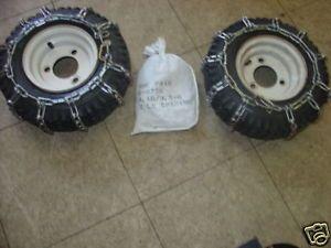 Ariens Toro MTD Lawnboy Jacobsen Snowblower Tire Chains
