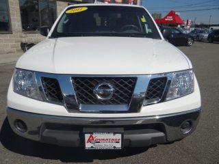 2011 Nissan SV 4x4