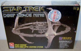 AMT Ertl 8764 Plastic Model Kit Star Trek Deep Space 9 Space Station 1 2500