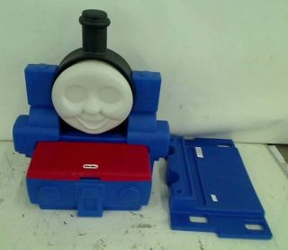 Box Of Little Tikes Thomas Friends Toddler Bed With The Train