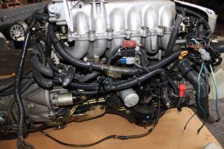 Nissan Skyline R34 GTS Turbo Engine Auto Trans Harness ECU JDM RB25DET Neo