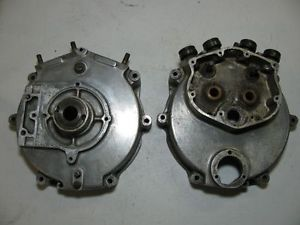 Indian Scout Sport Scout 741 Engine Motor Cases with Issues