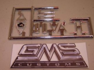 Model Kit Lot Parts Big Rig Mirror Chrome Assembly 1 25 Truck gms Customs Parts