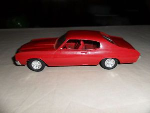 Promo Model Car for Parts Diorama or Junkyard Only 1971 Chevrolet Chevelle SS