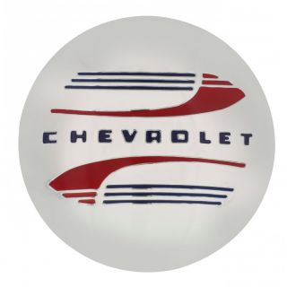 Retrofit Hub Cap 1941 1948 Chevy Hot Rod Rat Street Vtg Old Style