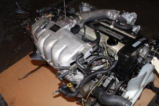 JDM Nissan RB20DET 2 0L Turbo Engine with M T Transmission JDM RB25 RB20DET