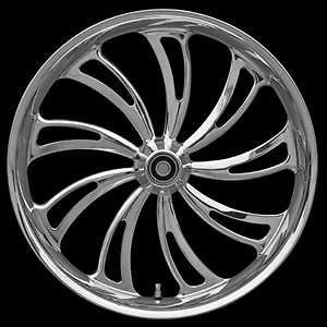Colorado Custom Chrome Wheels Tires for Harley Flt FLH