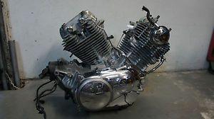 Yamaha Virago XV 1100 750 1986 1998 Engine