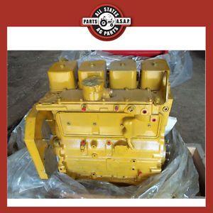 Re Manned 3 9L Cummins Engine for Case 1840 Skid Loader