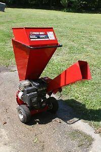 10 HP Troy Bilt Chipper Shredder Briggs and Stratton Engine Model 24A 424G766
