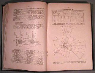 Book Steam Turbine Engine Russian Electric Power Old Vintage Soviet USSR 1927