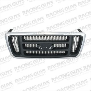 Ford 2004 F150 Hertiage XL Cab Chrome Grille Grill Front Honeycomb Bar FO1200413