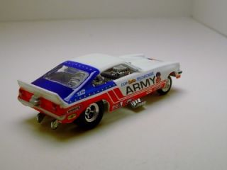 "HW ""Don Prudhomme's Army Snake "" Chevy Monza Funny Car NHRA Dragster RRs"