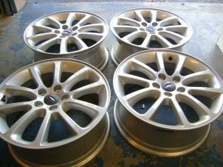 """18"""" Ford Edge Factory Alloys Wheels Silver Used Set of 4 Mustang Fusion"""