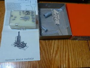 Estate Auction VM 90 Hetch Hetchy Scale Models AH D Hoist Engine Skidder