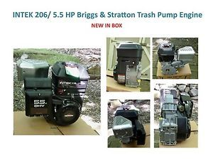 New Highly Rated Briggs Stratton Intek 206 Horizontal Engine