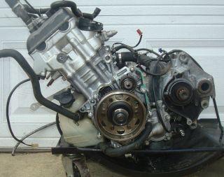 2000 CBR 929 RR 929RR Parts Engine Motor Transmission Honda CBR929 CBR929RR 01