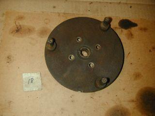John Deere 210 Kohler 10HP K241AQS Lawn Mower Engine Flywheel Plate