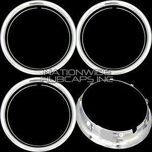 "16"" Wheel Trim Rings"