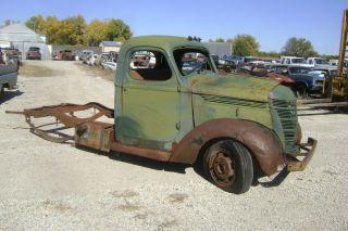 1937 IHC International Truck Project Parts Rat Rod 1938 38 1939 39 1940 40