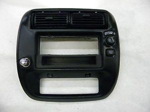 Ford Explorer Ranger Mazda Center Radio Dash Bezel Trim Vent Air Control Cover