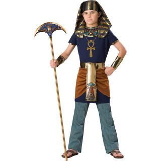 Pharaoh Child Costume Pharaoh Egypt Egyptian King Ancient Egypt