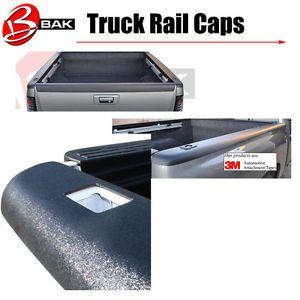 Chevrolet Silverado Truck Bed Rail Cap Covers 1988 1998 Bak Pro Caps PCC6H