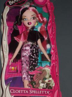 New Bratz Bratzillaz Glam Gets Wicked Cloetta Spelletta Witch Doll 521358