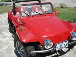 Kit Car Beach Buggy Dune Buggy Street Legal