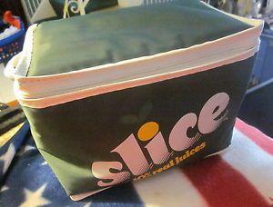 Vintage Slice Cola Soda Pepsi Product 6 Can Soft Case Cooler
