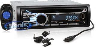 JVC KD HDR71BT in Dash CD  Car Stereo Receiver w Bluetooth Pandora HD Radio