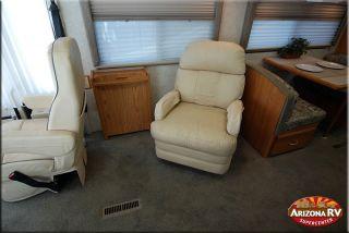 2001 Winnebago Journey 36LD Cat Diesel Leather Interior Sleeps 6 in AZ