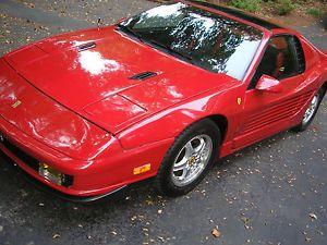 Ferrari Testarossa Kit Car Beautiful Car