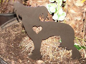 Chinese Crested Pet Dog Memorial Garden Yard Lawn