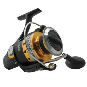New Penn Conquer Spinning Saltwater Reel CQR8000