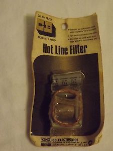 Automotive Ignition Alternator Noise Filter for CB Radios