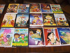 Children DVD Wholesale Lots on PopScreen