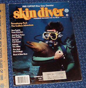 Skin Diver Magazine December 1982